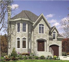House Plan #158-1053