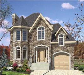 House Plan #158-1099