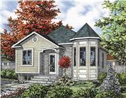 View house Plan#158-1119