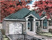 View house Plan#158-1121
