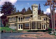 View house Plan#158-1153
