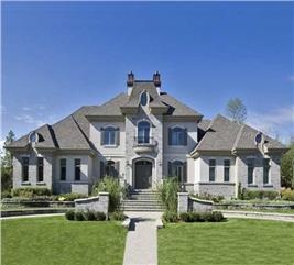 House Plan #158-1160