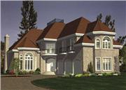 View house Plan#158-1192