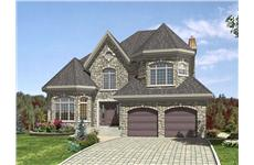 Main image for house plan # 9377