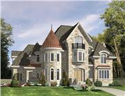 View house Plan#158-1233