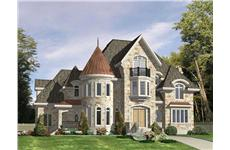 Main image for house plan # 9385