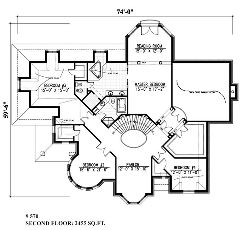 Luxury Victorian European House Plans Home Design PDI