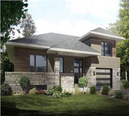 House Plan #158-1259