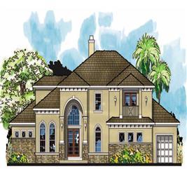 House Plan #159-1057