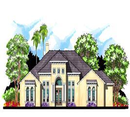 House Plan #159-1058