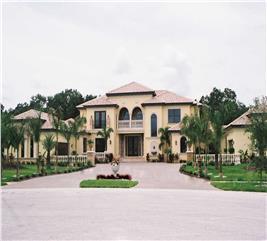 House Plan #159-1064