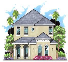 House Plan #159-1068
