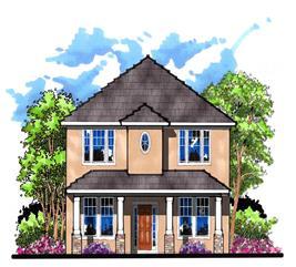 House Plan #159-1076