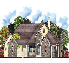 House Plan #159-1077