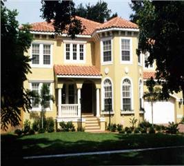 House Plan #159-1110