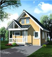View house Plan#160-1000