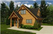 View house Plan#160-1001