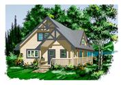 View house Plan#160-1005