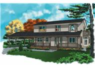Main image for house plan # 17868