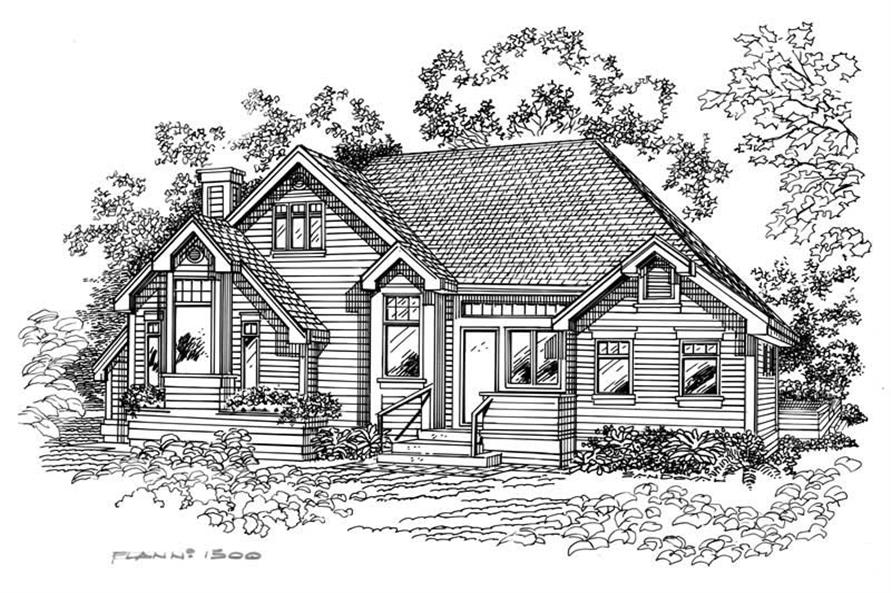 House Plan RS-1500