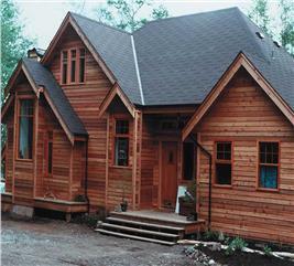 House Plan #160-1012
