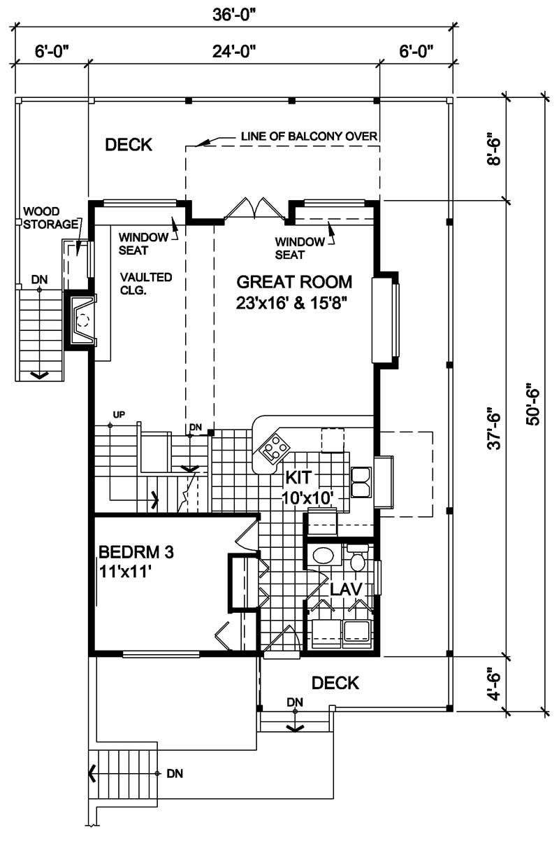 House Plan RS-1528
