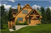 View house Plan#160-1018