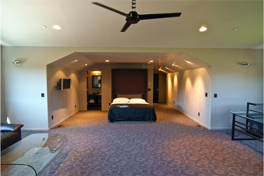 Bedroom of this 4-Bedroom,7563 Sq Ft Plan -7563