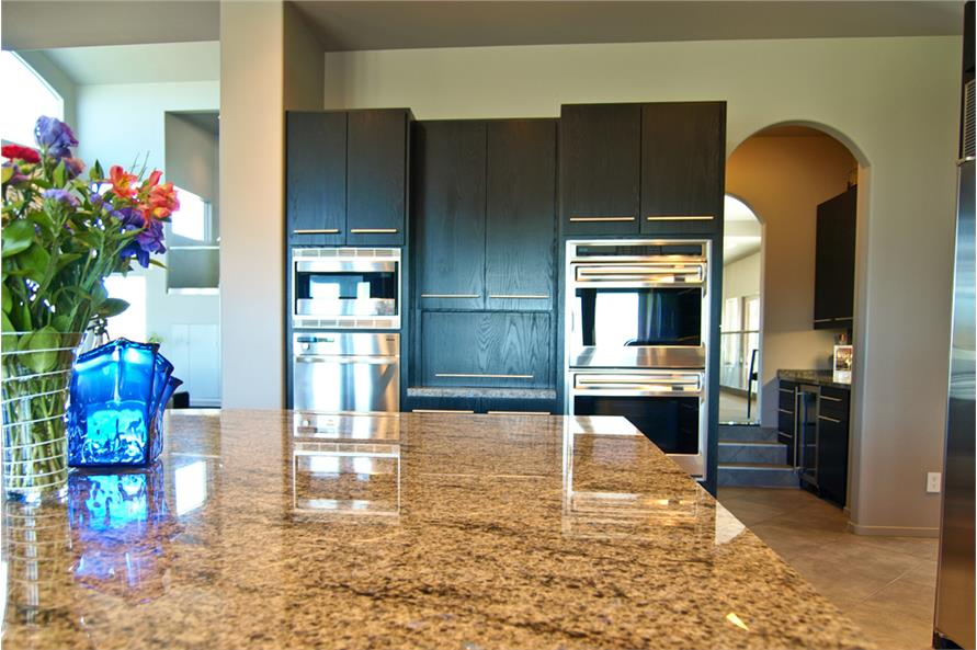 Kitchen of this 4-Bedroom,7563 Sq Ft Plan -7563