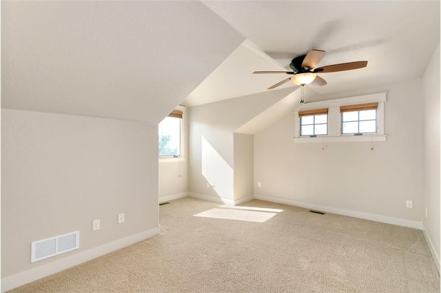 Bedroom of this 4-Bedroom,3339 Sq Ft Plan -161-1001