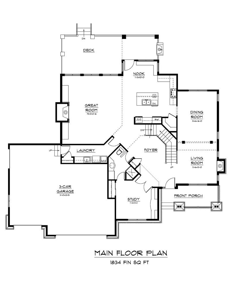 HOME PLAN LEARY