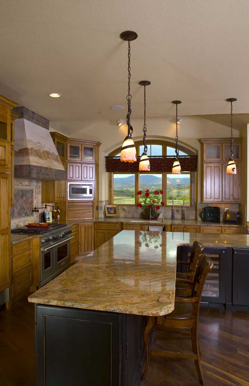 Luxury House Plan- Craftsman Home Plan #161-1017