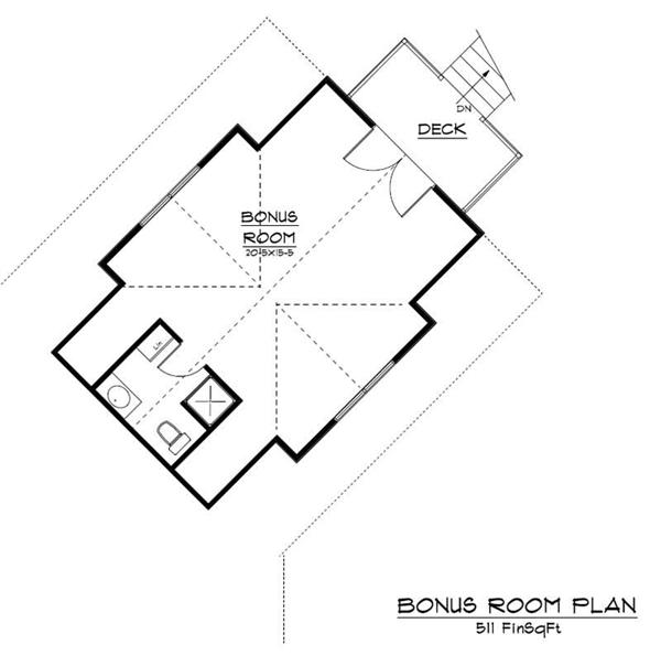 CHALET HOUSE PLAN HOME DESIGN