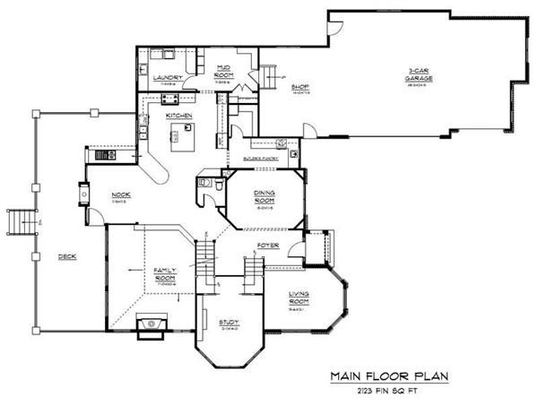 HOME PLAN 1160