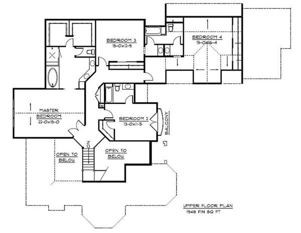 HOUSE PLAN RF