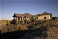 This is a color photo of these Colorado Craftsman Style Houseplans.