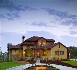House Plan #161-1026