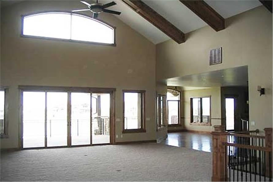 Great Room of this 5-Bedroom,5723 Sq Ft Plan -5723