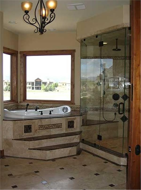 161-1031: Home Interior Photograph-Bathroom