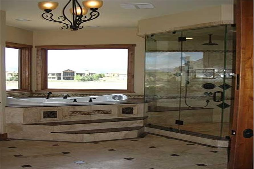 Bathroom of this 5-Bedroom,5723 Sq Ft Plan -5723