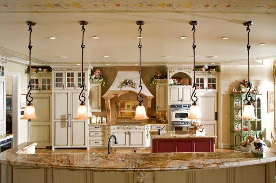 3 bedrm 6863 sq ft craftsman house plan 161 1040 for Dream kitchen floor plans