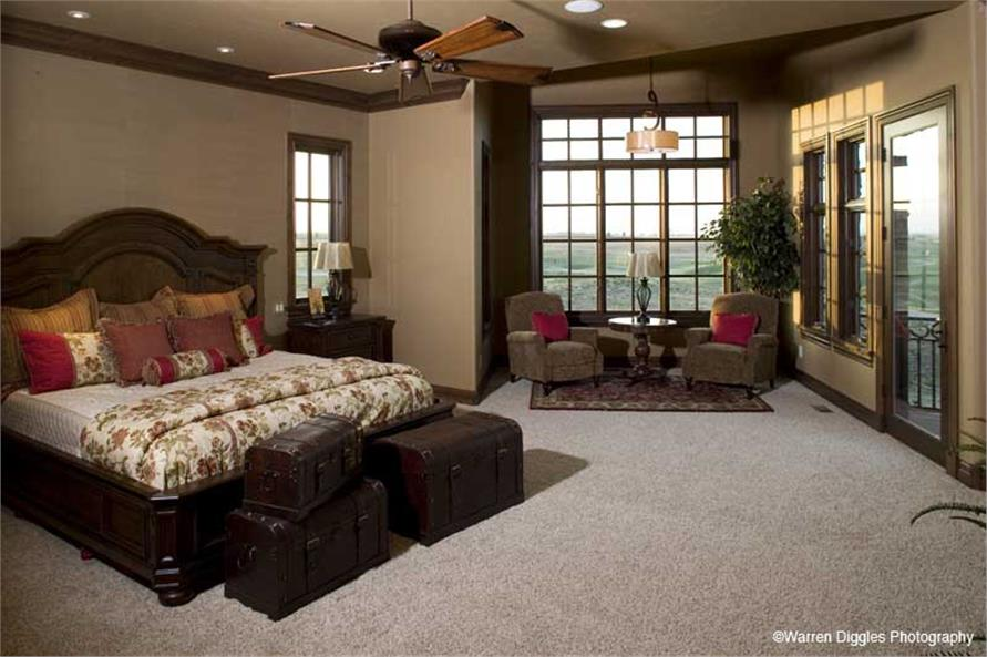Home Plan Photograph of this 4-Bedroom,7649 Sq Ft Plan -7649