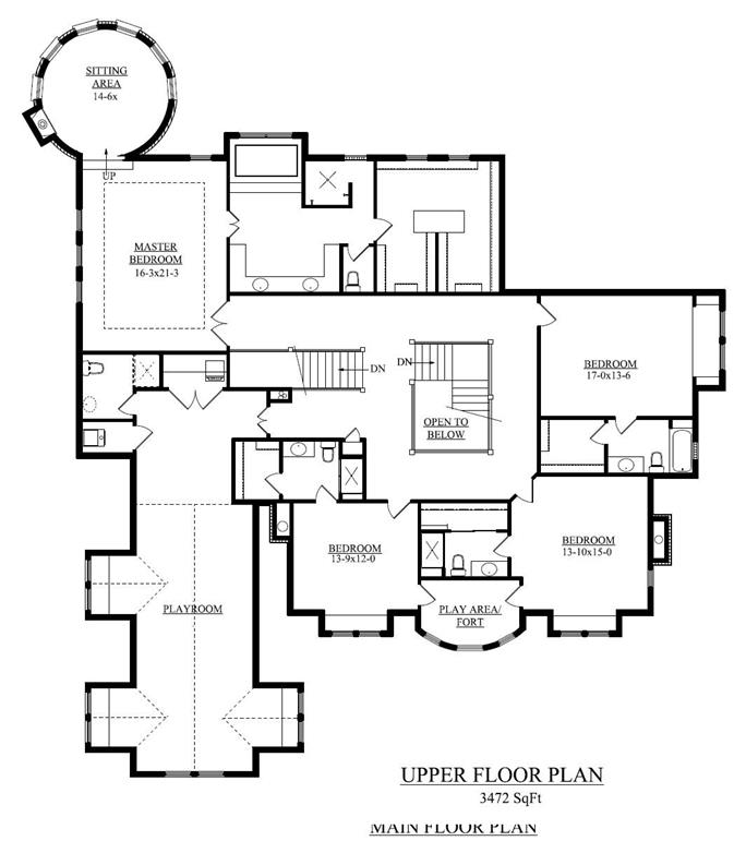 House Plan 161 1044 Luxury Home in Craftsman Shingle Style