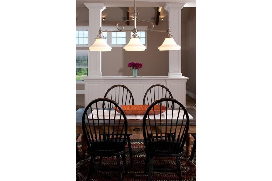 Kitchen: Breakfast Nook of this 6-Bedroom,10266 Sq Ft Plan -10266