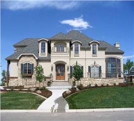 House Plan #161-1047