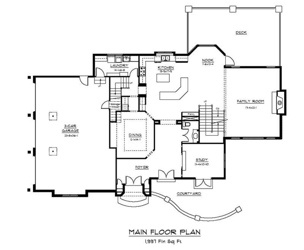 HOME PLANS RF