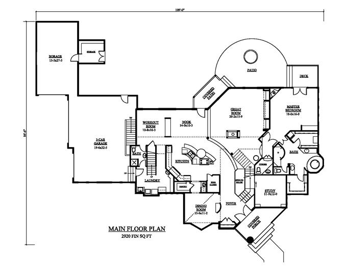 Contemporary,Luxury,Modern House Plans