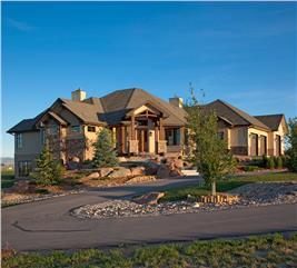 House Plan #161-1049
