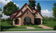 View house Plan#161-1050