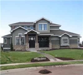 House Plan #161-1052